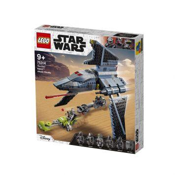 LEGO Star Wars TM 75314 The Bad Batch Aanvalsshuttle
