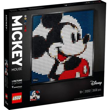 LEGO Art 31202 Disney's Mickey Mouse