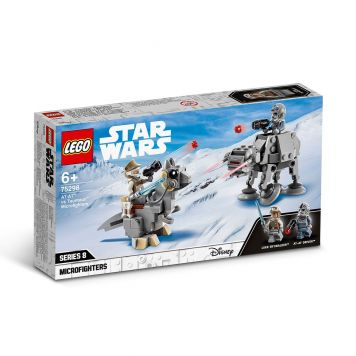LEGO Star Wars 75298 AT-AT vs Tauntaun Microfighte