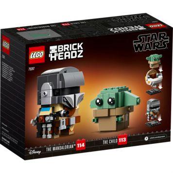 LEGO Stars Wars 75317 De Mandalorian™