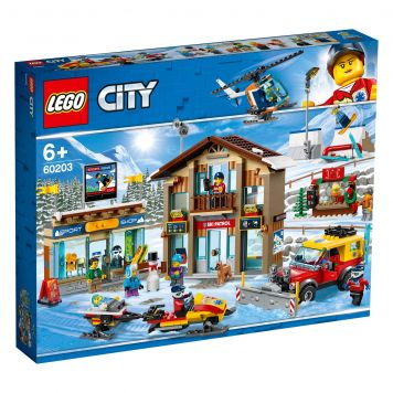 LEGO City 60203 Skiresort