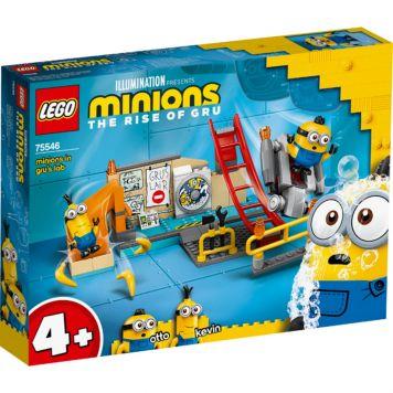 LEGO Minions 75546 In Gru's Lab