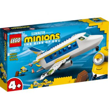 LEGO Minions 75547 Training Van Minion Piloot