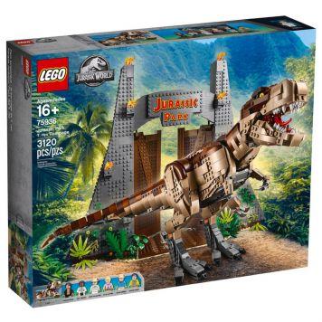 LEGO 75936 Jurassic Park T Rex Chaos