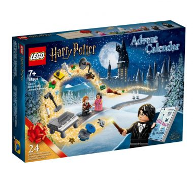 LEGO Harry Potter 75981 Adventkalender