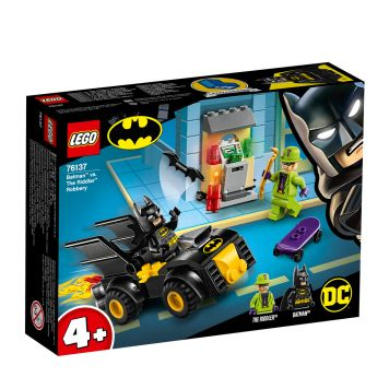 LEGO DC Batman 76137 Batman Vs. De Roof Van The Riddler