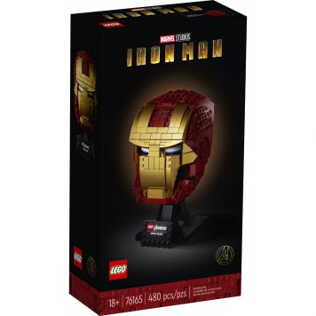 LEGO Marvel Avengers 76165 Iron Man Helm