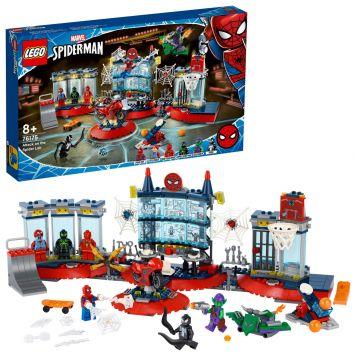 LEGO Marvel Spider-Man 76175 Aanval Op De Spid