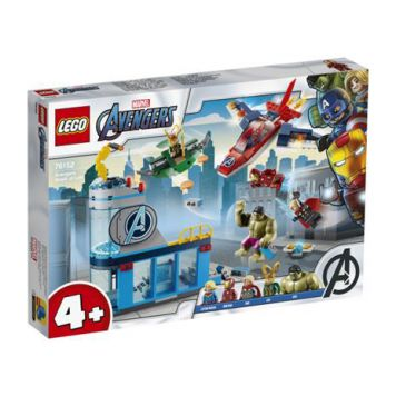 LEGO Marvel Avengers 76152 Wraak van Loki