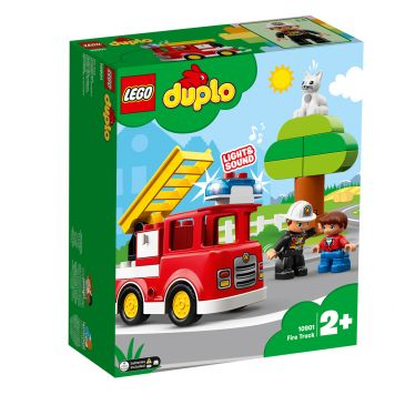 LEGO DUPLO Mijn Eigen Stad 10901 Brandweertruck