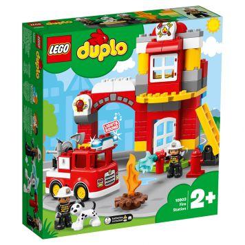 LEGO DUPLO Mijn Eigen Stad 10903 Brandweerkazerne