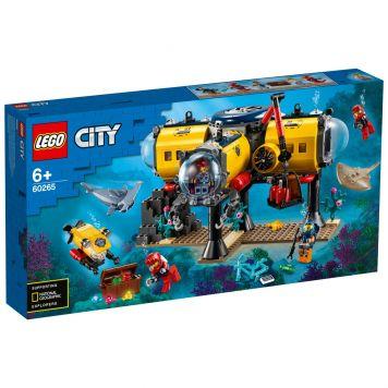 LEGO City 60265 Oceaan Onderzoeksbasis