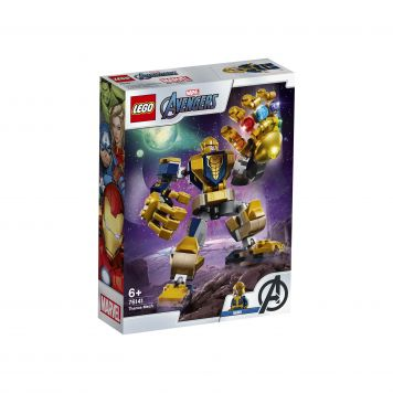 LEGO Marvel Avengers 76141 Thanos Mecha
