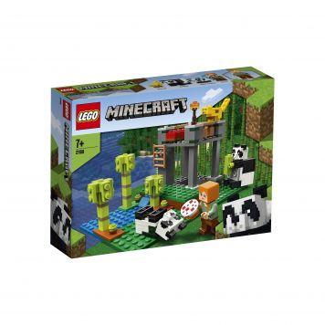 LEGO Minecraft 21158 Het Pandaverblijf