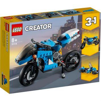 LEGO Creator 31114 3in1 Snelle Motor