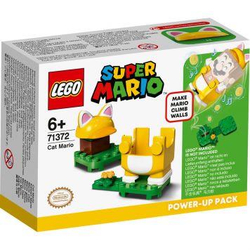 LEGO Super Mario 71372 Power-Uppakket: Kat-Mario