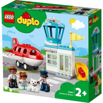 LEGO DUPLO 10961 Airplane & Airport