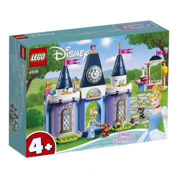 LEGO Disney 43178 Cinderella's Castle Celebration