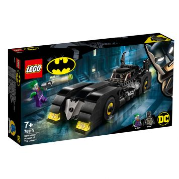 LEGO Super Heroes 76119 Batmobile: De Jacht Op De Joker