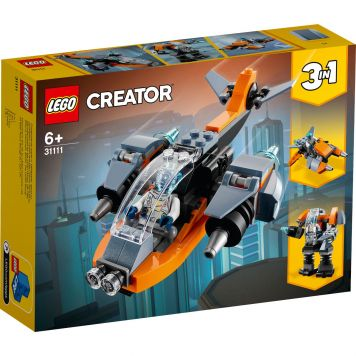 LEGO Creator 31111 3in1 Cyberdrone