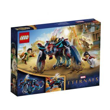 LEGO Super Heroes 76154 Sluwe Hinderlaag