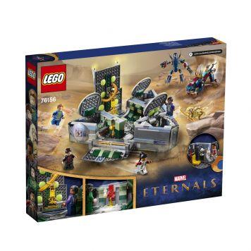 LEGO Super Heroes 76156 Opkomst Van De Domo