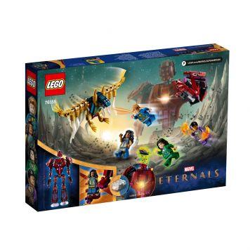 LEGO Super Heroes 76155 The Eternals In De Schaduw Van Arishem