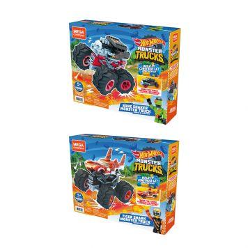 Mega Construx Hot Wheels Monster Truck