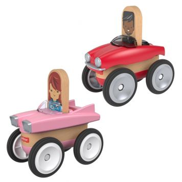 Fisher Price Wonder Makers Classic Car