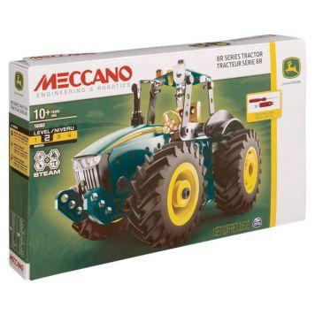 Meccano John Deere Tractor 8RT