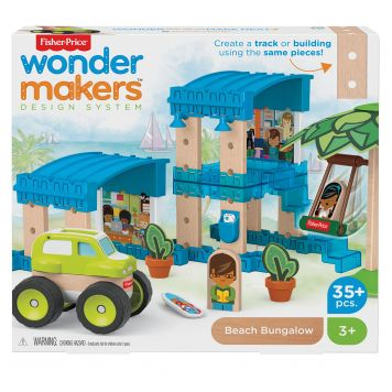 Fisher Price Wonder Makers Huis