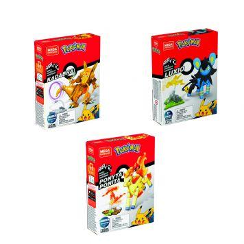 Mega Construx Pokémon Power Pack  Assorti