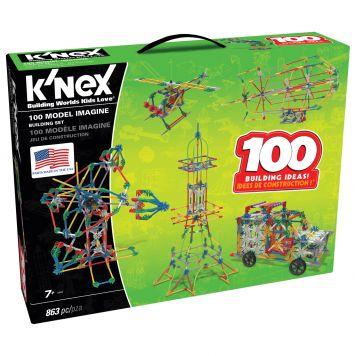 K'NEX Building Sets - 100 Model Set