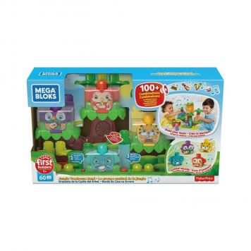 Fisher Price Mega Blocks First Builders Speelset