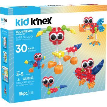 K'NEX Kid - Zoo Friends