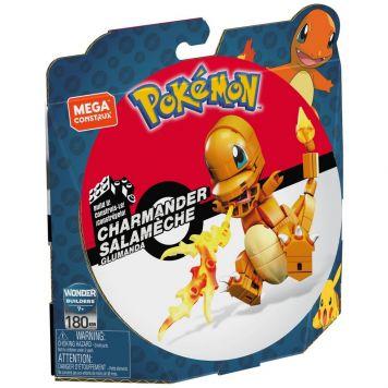 Fisher Price Mega Construx Pok Medium Pokemon Charmander