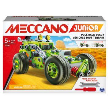 Meccano Junior De Luxe Racecar
