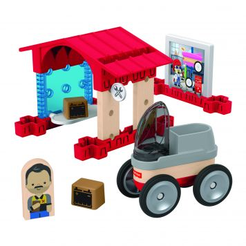 Fisher Price Wonder Makers Garage
