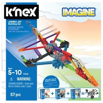 K'NEX Building Sets Jumbo Jet