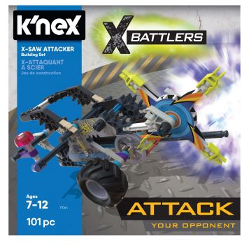 K'NEX Building Sets X-Tharsher
