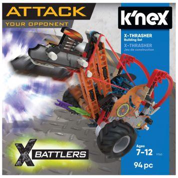 K'NEX Building Sets X-Saw Attacker