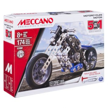 Meccano Multi 5 Model Set Motor