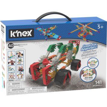 Knex Building Sets Beginner 40 Model Koffer