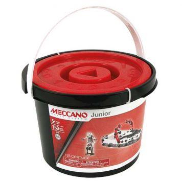 Meccano Junior Toolbox 150 Stukjes