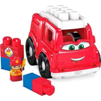 Mega Bloks First Builders Freddy Firetruck