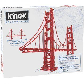 Knex Architecture Golden Gate Bridge