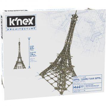 Knex Architecture Eiffel Tower