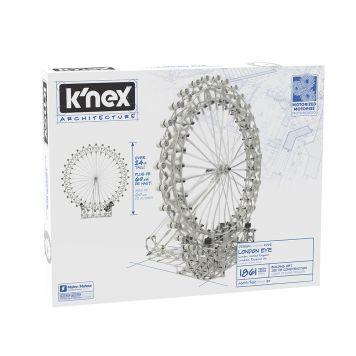Knex Architecture London Eye