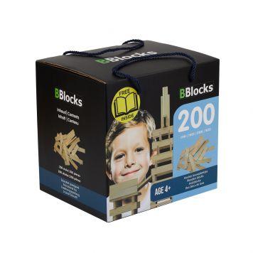 Bblocks 200 Delig In Doos Blank