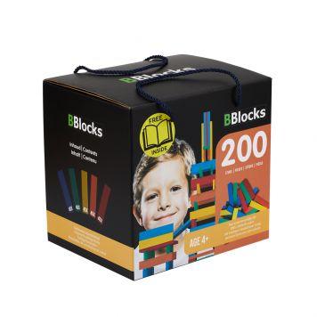 Bblocks 200 Delig In Doos Kleur